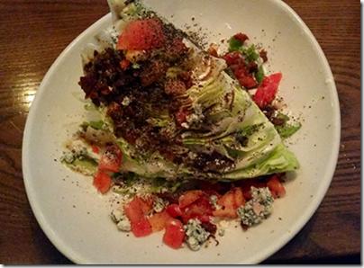 Saltgrass Wedge Salad