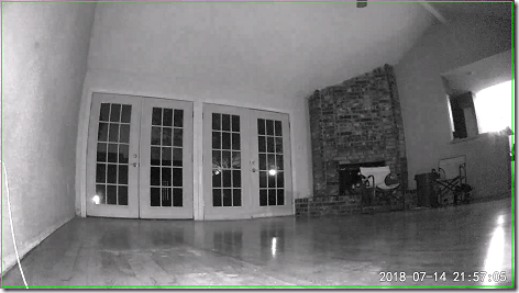 House Cam 1 - With IR