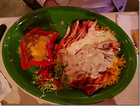 Rosie's Cantina Pollo Loco