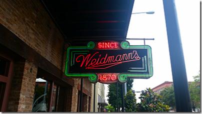 Weidmann's Sign