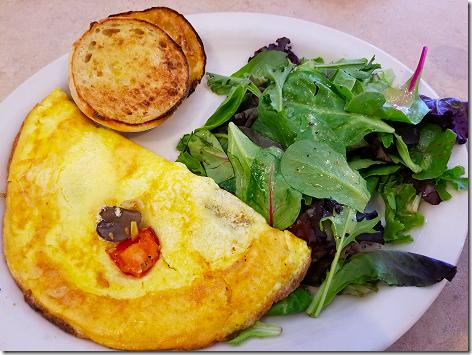 Egg And I Omelet