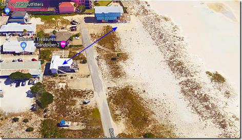 Gulf Shores Beach House Property 2