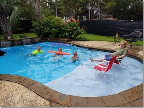 Brandi's Pool Party 1