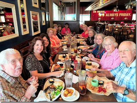 Friday's Alvin Opry Group 1000
