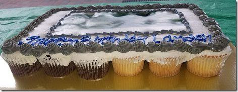 Landon Smith's Birthday Cake 2