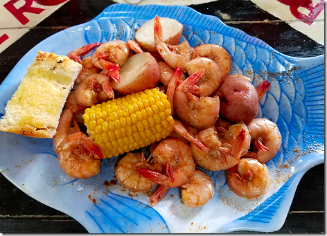 Crazy Bout Crawfish Spicy Boiled Shrimp 2