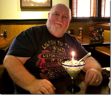 Nick Longhorn Birthday Boy