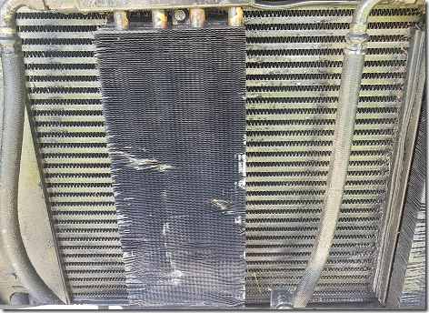 Rig Radiator After