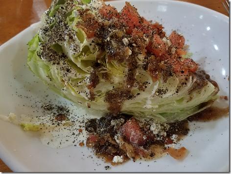 Saltgrass Wedge Salad 6