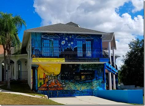 Starry Night House 1