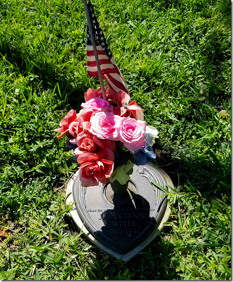 Titusville Grave Jaime