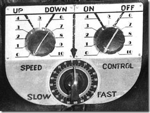 Commando Cody Control Panel