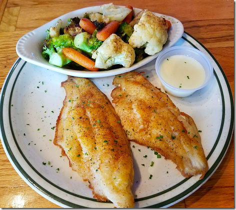Floyd's Grilled Catfish 2