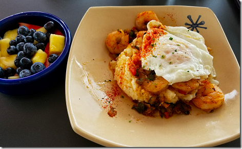 Snooze Shrimp & Grits